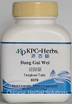Dang Gui Wei / Angelicae Sinensis Radix / Chinese Angelica Root (root tail) KPC